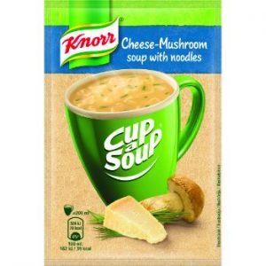 Zupa Knorr CAS siera-sēņu 17g
