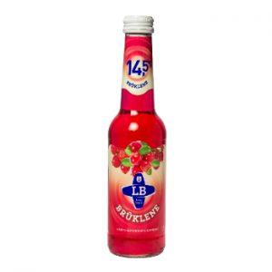 Alk.kokt. LB Vodka Brūkleņu 14.5% 0.275l