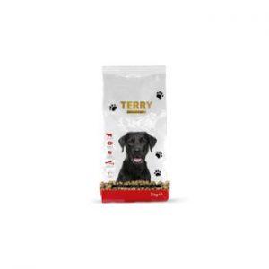 Barība suņiem Terry De Luxe liellopu 3kg
