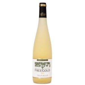 Vīns Freegold Moscatel 12% 0.75l