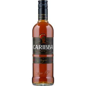 Rums Caribba Negro 37.5% 1l