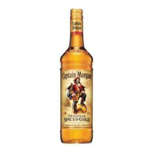 Rums Captain Morgan Spiced Gold 35% 0.7l