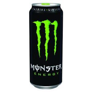 Enerģijas dzēriens Monster Energy 0.5l