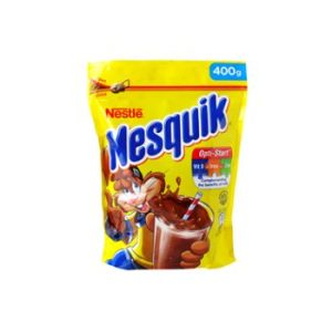 Dzēriens šokolādes Nesquik 400g